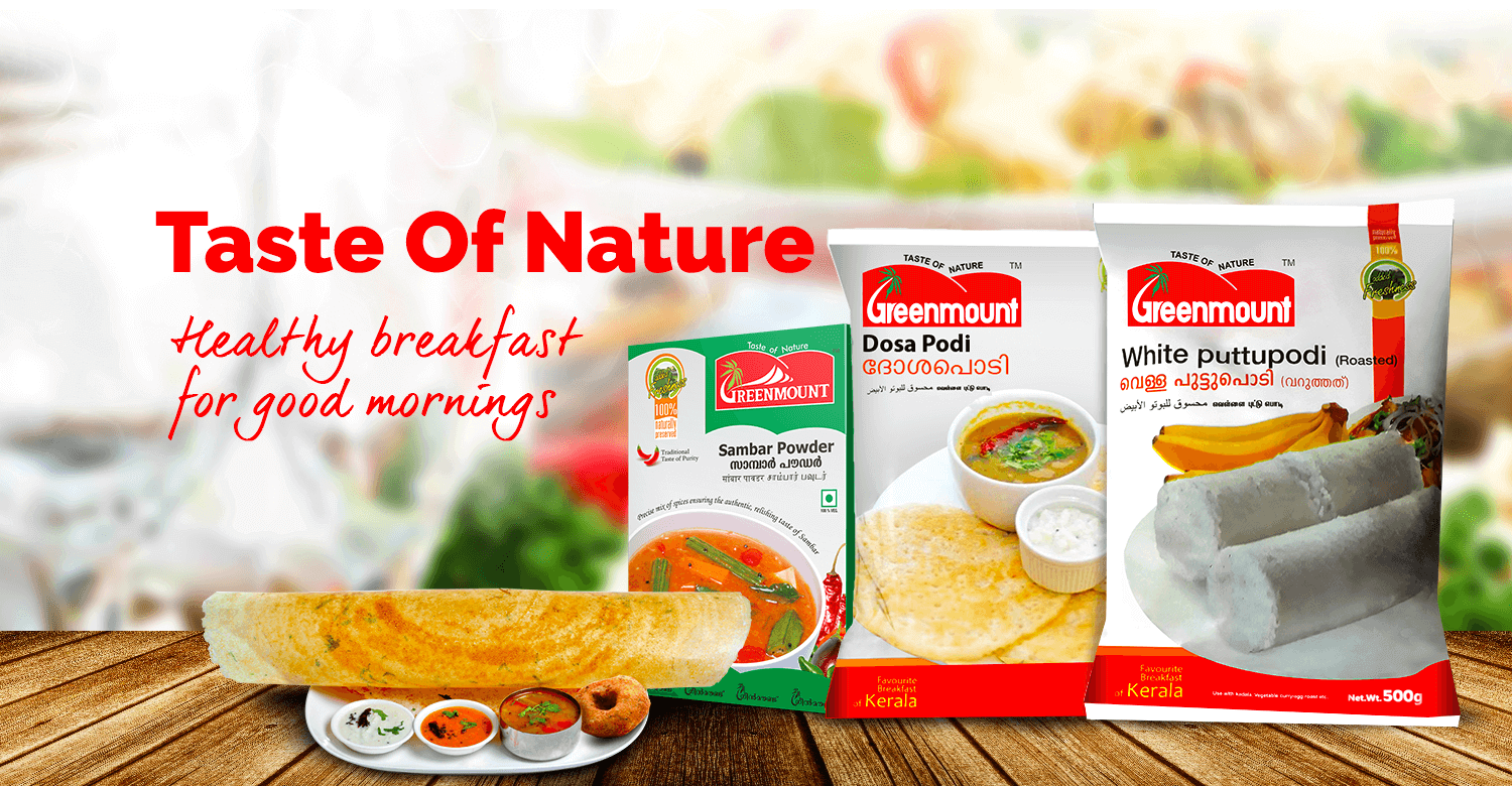 Greenmount Spices | No 1 Spices Company in Kerala - Green Mount