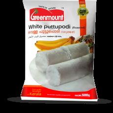 WHITE PUTTI PODI ( STEAMED)